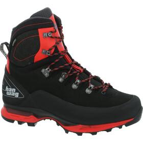 Hanwag Alverstone II GTX Shoes Men black/red